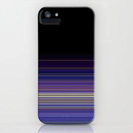 Blur 1 iPhone Case