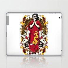 Pray for luck Laptop & iPad Skin
