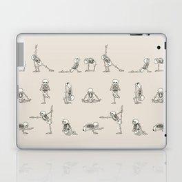 Skeleton Yoga Laptop & iPad Skin