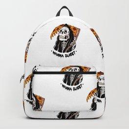 Grim Pizza Backpack