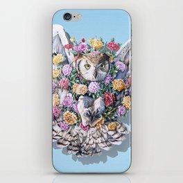 Birds in Bloom iPhone Skin