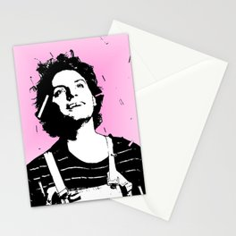 Mac DeMarco: Love in Pink Stationery Cards