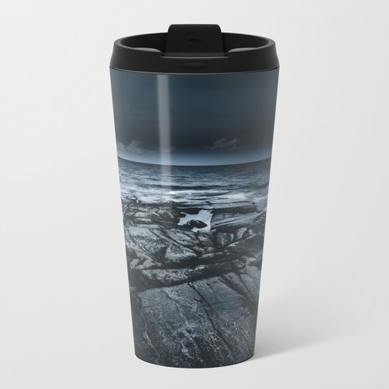Courted by sirens Metal Travel Mug