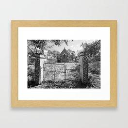 St Saviours Framed Art Print