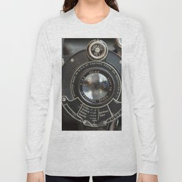 Photographers Dream II Vintage Camera Long Sleeve T-shirt