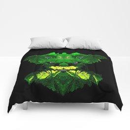Green Man Comforters