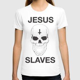 Jesus Slaves T-shirt