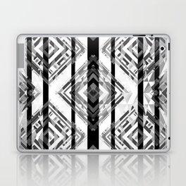 Black and White Tribal Boho Laptop & iPad Skin
