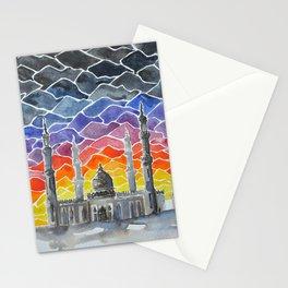 Sheikh Zayed Mosque, Ras Al Khaimah, UAE Stationery Cards