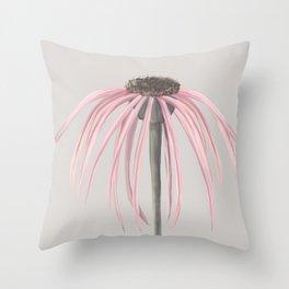 flower of peace Throw Pillow