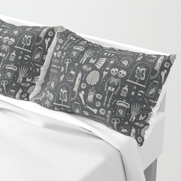 Oddities: X-ray Pillow Sham