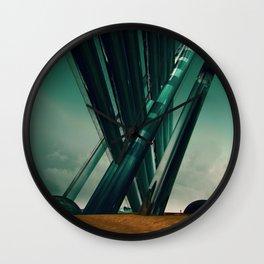 AFFLICTION EGFX20 Wall Clock