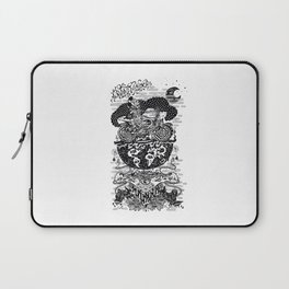 Trust in Chaos Laptop Sleeve
