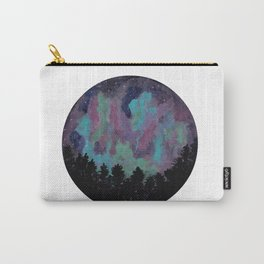 Aurora Forest Carry-All Pouch