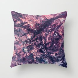 Her Space Throw Pillow