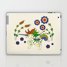 Swedish Unicorn Laptop & iPad Skin
