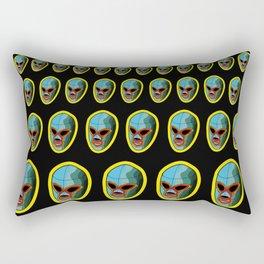 mask Rectangular Pillow