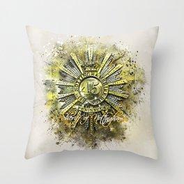 Sheriff of Nottingham Throw Pillow
