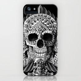 Skull Spade iPhone Case