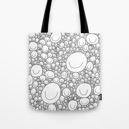 Sticking Together Tote Bag