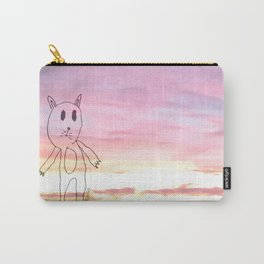 #LOVECAT - Shifty Catter  Carry-All Pouch