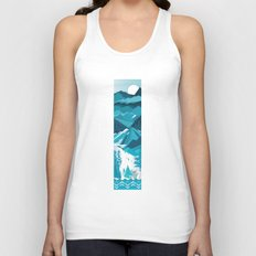 In The Ice Cold North Unisex Tank Top
