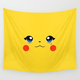 She Pika Wall Tapestry