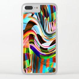 S Q U I S T Clear iPhone Case