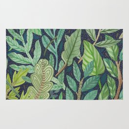To The Forest Floor Rug