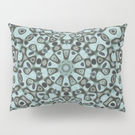 A mandala of masks Pillow Sham