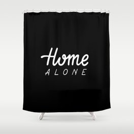 Home alone #2 Shower Curtain