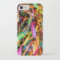 karu kara iPhone & iPod Cases featuring SIMPLY LEAVES by Catspaws