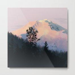 Mountain Sunrise 01 Metal Print