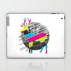 CMYK Deer Laptop & iPad Skin