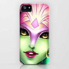 River Spirit Nami iPhone Case