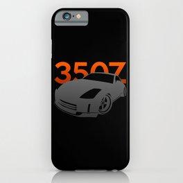 Nissan 350Z iPhone Case
