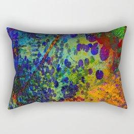 The Mighty Jungle Rectangular Pillow