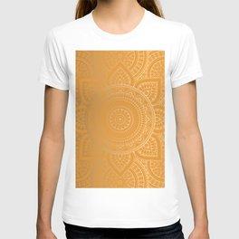 Gold Mandala 12 T-shirt