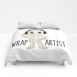 Wrap Artist | Mummy Comforters