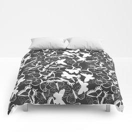 Butterfly pattern 011 Comforters