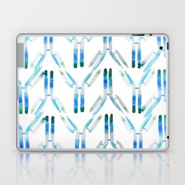 IgG Antibody, Science Art Laptop & iPad Skin