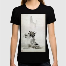 Sesshu Toyo Haboku-Sansui Landscape T-shirt
