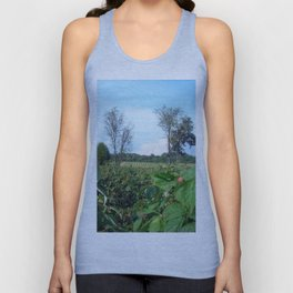Rows & Rows Unisex Tank Top