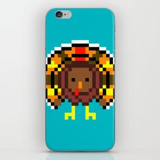 Turkey Bytes iPhone & iPod Skin