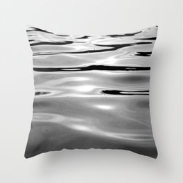 Water one Throw Pillow