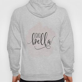 CIAO BELLA DESIGN, Ciao Bella Wall Art,Spanish Quote,Spanish Decor,Spanish Gifts,Modern Decor Hoody