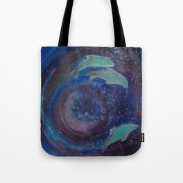 think the unthinkable Tote Bag