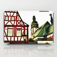 german iPad Cases featuring German by Ami Trucci