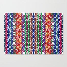 Mariposa Inka Canvas Print