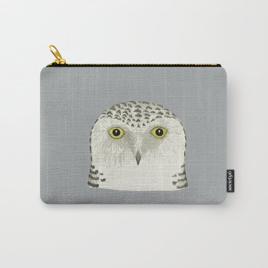 Madame See it all Carry-All Pouch